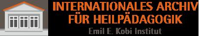 Internationales Archiv für Heilpädagogik